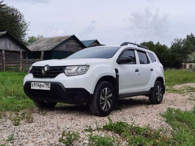 Renault Duster 2021 отзыв автора | Дата публикации 06.07.2021.