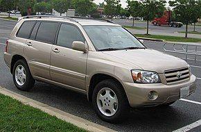 Toyota Highlander 2004 отзыв автора | Дата публикации 07.07.2021.