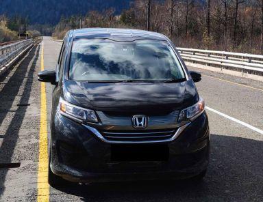 Honda Freed+ 2017 отзыв автора   Дата публикации 07.07.2021.