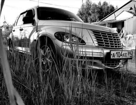 Chrysler PT Cruiser 2003 - отзыв владельца