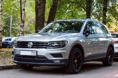 Volkswagen Tiguan 2017 отзыв автора | Дата публикации 12.07.2021.