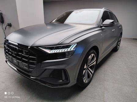 Audi Q8 2021 - отзыв владельца