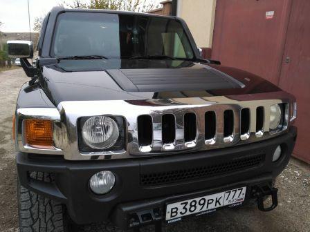 Hummer H3 2006 - отзыв владельца