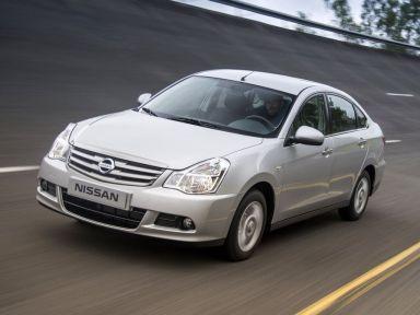 Nissan Almera 2014 отзыв автора | Дата публикации 15.07.2021.