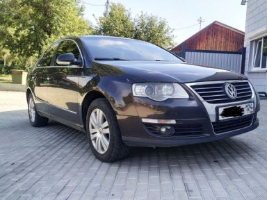 Volkswagen Passat 2009 отзыв автора | Дата публикации 30.07.2021.