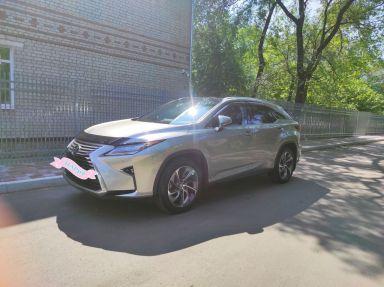 Lexus RX350 2017 отзыв автора | Дата публикации 30.07.2021.