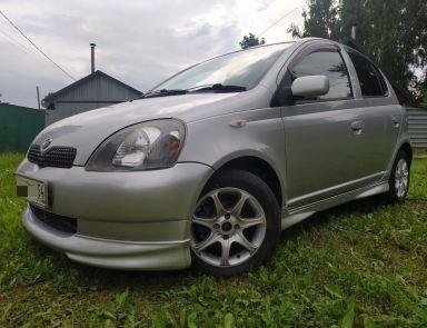 Toyota Vitz, 2000