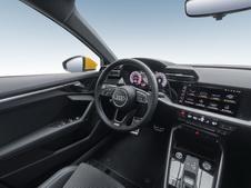 Audi A3 2020, 4 поколение