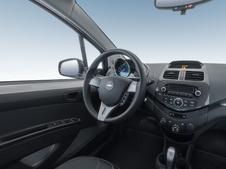 Chevrolet Spark 2016, 3 поколение, рестайлинг