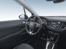 Opel Crossland 2020, 1 поколение