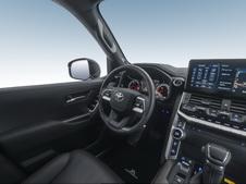 Toyota Land Cruiser 2021, 12 поколение