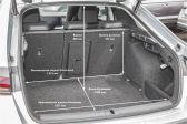 Skoda Octavia 201911 - Размеры багажника