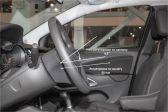 Opel Crossland 2020 - Внутренние размеры