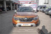 Renault Duster 202011 - Внешние размеры
