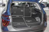 Hyundai Creta 2020 - Размеры багажника