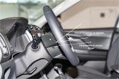 Hyundai Creta 2020 - Внутренние размеры