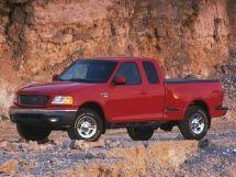 Ford F150 рестайлинг 1998, пикап, 5 поколение