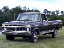 Ford F150 1974, пикап, 1 поколение