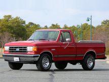 Ford F150 1986, пикап, 3 поколение