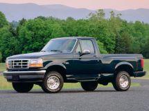 Ford F150 1991, пикап, 4 поколение