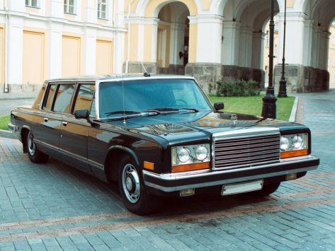 ЗИЛ 4104 (ЗИЛ-41045) 10.1983 - 12.1985