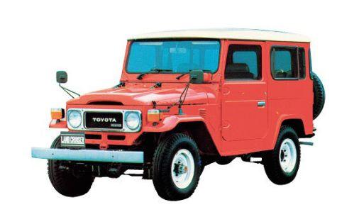 Toyota возобновит выпуск запчастей для Land Cruiser 60-х годов