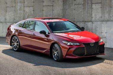 Toyota откажется от своего старшего седана в 2022 году