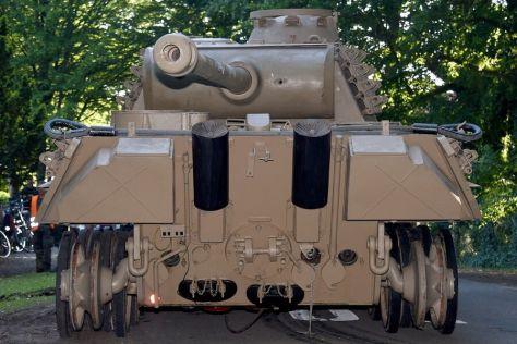 Немецкому пенсионеру придется заплатить €250 000 за хранение танка в подвале дома