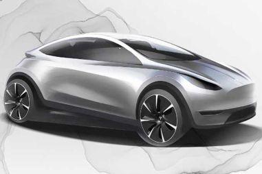 Новая бюджетная Tesla: собран первый прототип