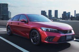 Honda представила Civic для Японии