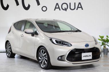 Статистика продаж новых авто в Японии за июль 2021 года: триумф Toyota Aqua и Honda Vezel