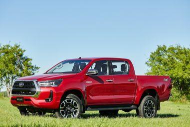 Toyota начала продавать Hilux фермерам за урожай