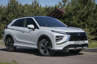 Mitsubishi подняла цены почти на все свои модели в России