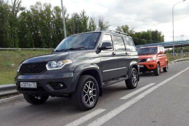 УАЗ в пятый раз с начала 2021 года повысил цены в России