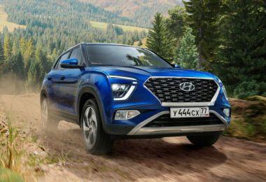 Новый Hyundai Creta получил в России спецверсию за 2 млн рублей