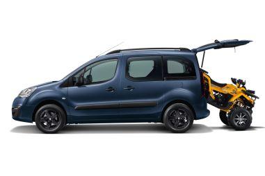 В России стал дороже кросс-вэн Peugeot Partner Crossway