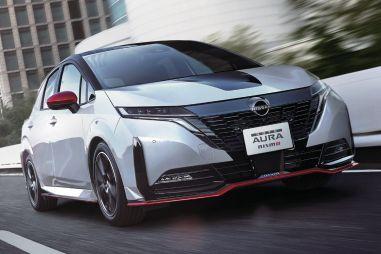 Nissan Note нового поколения получил спортивную версию NISMO