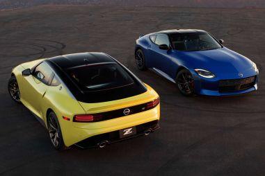 Nissan представил серийную версию нового Z: V6, 400 сил и «механика»