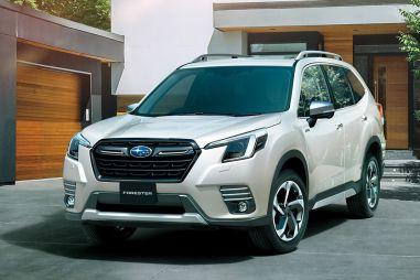 Subaru запустила продажи обновленного Forester в Японии