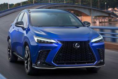 Lexus начал принимать предзаказы на новый NX