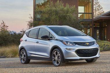 GM потратит почти $2 млрд на ремонт самовозгорающихся Chevrolet Bolt