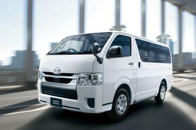 Mazda расширила ассортимент версий фургона Bongo Brawny Van