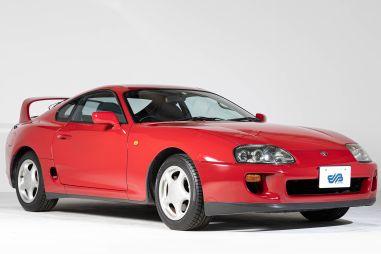 В Японии продадут Toyota Supra, которая 22 года не видела улицы