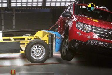 Renault Duster II провалил краш-тест: ноль баллов