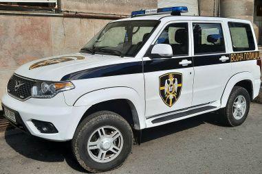 Военные Сербии начали эксплуатировать купленные у России УАЗы Патриоты