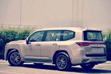 Выпуск Lexus LX следующего поколения откладывается на 2022 год