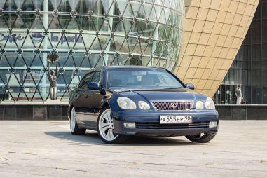 Lexus GS300: японский «бизнес» за 224 тысячи. Как это?