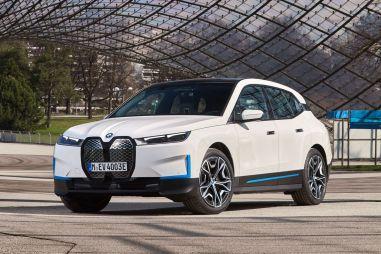 Красивое?.. Встречайте BMW iX
