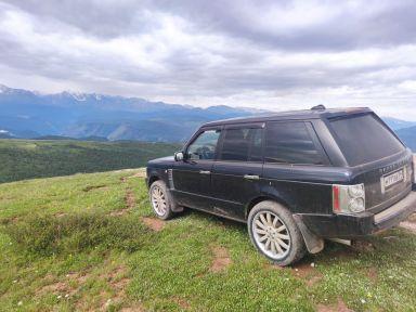 Range Rover 2007 отзыв автора | Дата публикации 09.10.2020.
