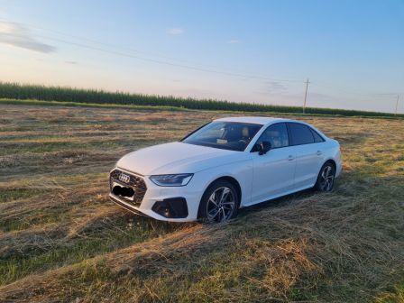 Audi A4 2021 - отзыв владельца
